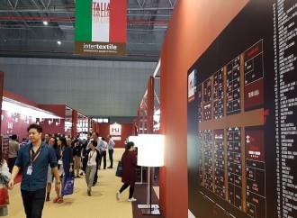 Milano Unica, Shanghai si conferma mercato vivo