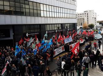 La Toscana che protesta si conta a Prato