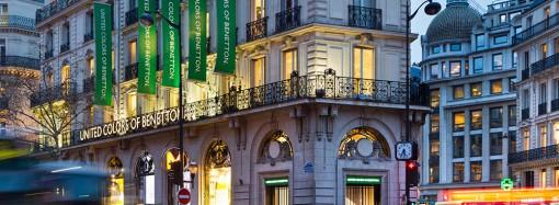 Benetton inizia le vendite online in Russia