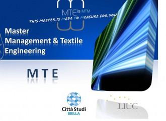 Nuove borse di studio per il master MTE