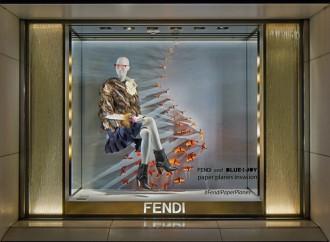Il nuovo pop-up store di Fendi a Tokyo
