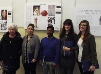 Prato, la storia della moda nella mostra al PIN
