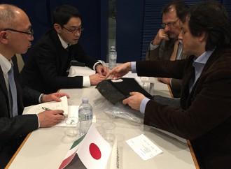 Aziende giapponesi, un b2b tra esperti a Prato
