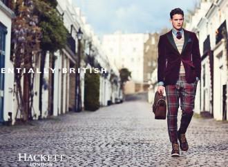 Primo store a Tokyo per Hackett London