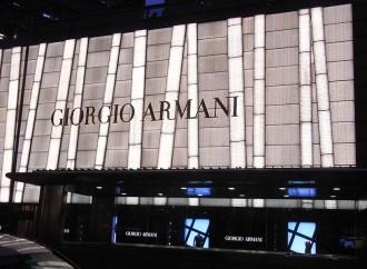 Armani e BFC insieme per New Bond