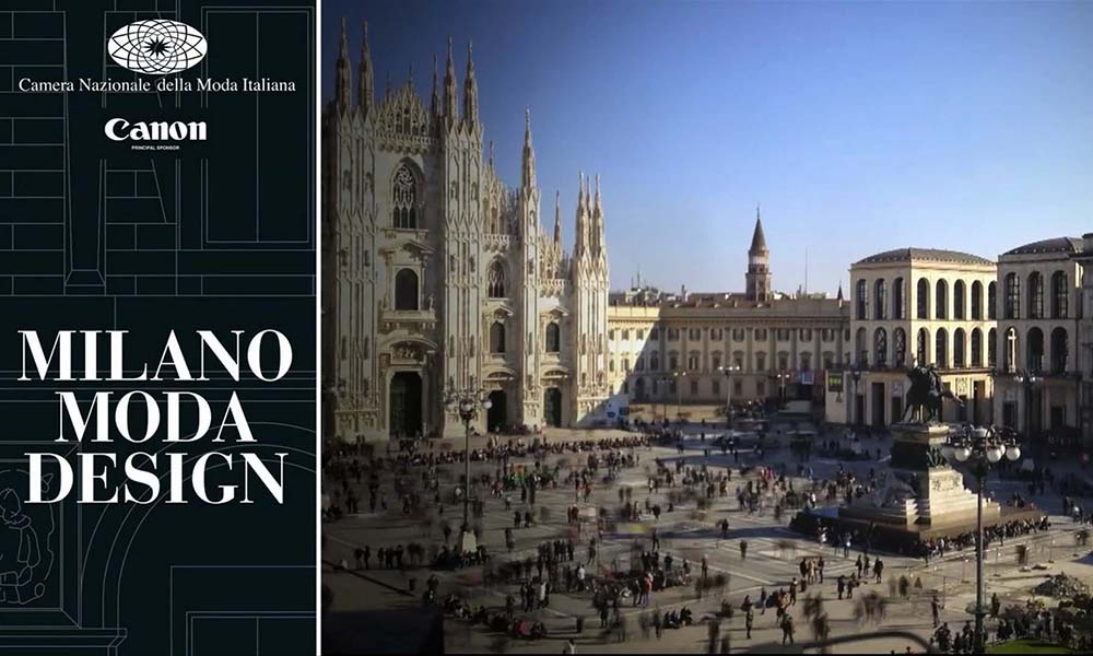 Sette giorni di fashion design a milano la spola for Fashion design milano