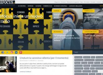 Varesefocus in rete con un look rinnovato