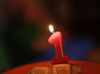 Festa di compleanno tra i filati