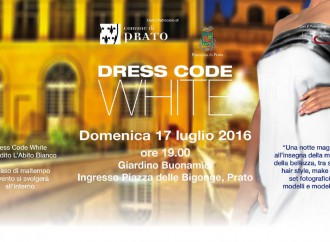 A Prato torna Dress Code White
