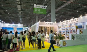 I giorni di Intertextile Shanghai Home Textiles