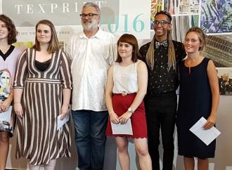 Texprint premia il design dei giovani