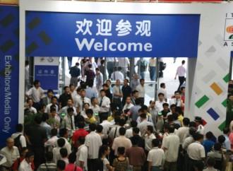 Adesso a Shanghai arriva il meccanotessile