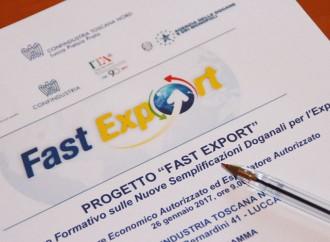 Fast Export, opportunità da cogliere