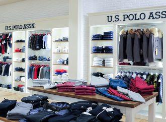 U.S. Polo, sette nuovi negozi in cinque mesi
