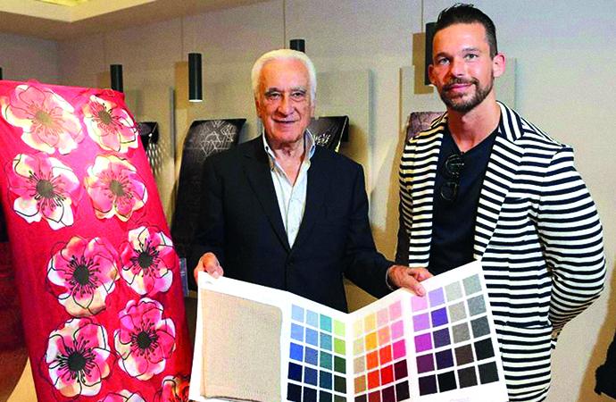 Leandro Gualtieri <br> Filpucci: 50 anni di fili preziosi