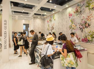 Intertextile Shanghai Home Textiles, a surge in visitors