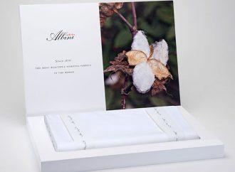 Albini in bianco per White