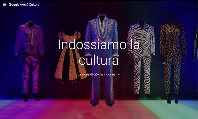 Google e la moda virtuale che passa da Prato