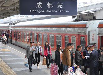 Dalla Lombardia a Chengdu, la moda viaggia in treno