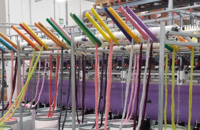 Definito l'elemento di garanzia retributiva per le imprese tessili