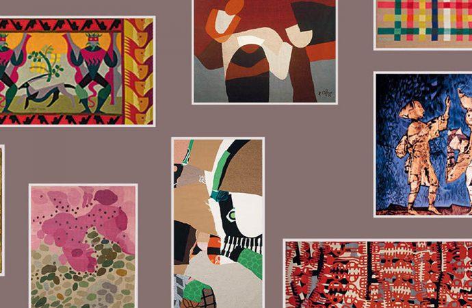 Cento opere tessili da domani alla Triennale