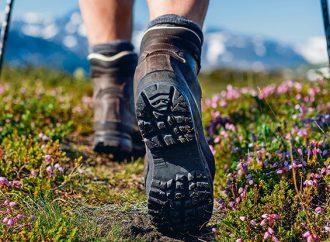 Lana e seta come spunto per il trekking