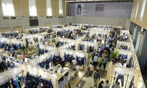 Edizione da applausi per Bangladesh Denim Expo