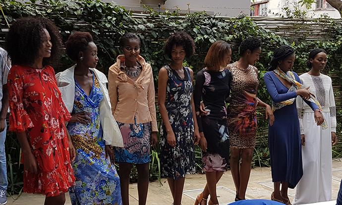 Maputo conferma la passione per il made in italy la spola - Maria luisa lugli costumi da bagno 2017 ...