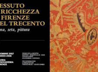 Museo del Tessuto di Prato e Galleria dell'Accademia di Firenze: una prestigiosa collaborazione