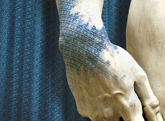 Ricceri, il tessuto diventato arte