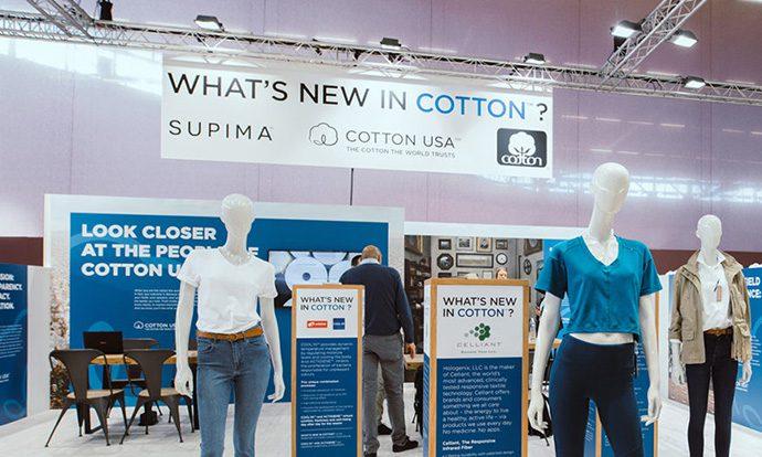 A Première Vision la nuova piattaforma di Cotton Usa