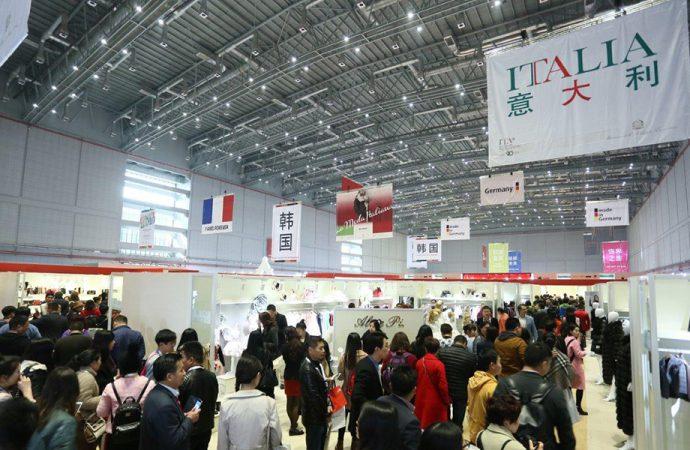 Chic, tanta Italia nella fiera di Shanghai