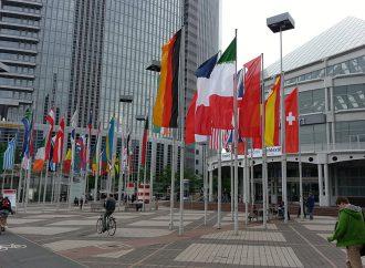 Francoforte – Germania <br> Organizzazione uber alles