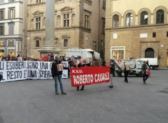 Cavalli: i dipendenti fiorentini protestano