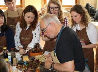 Craft The Leather, il workshop è internazionale
