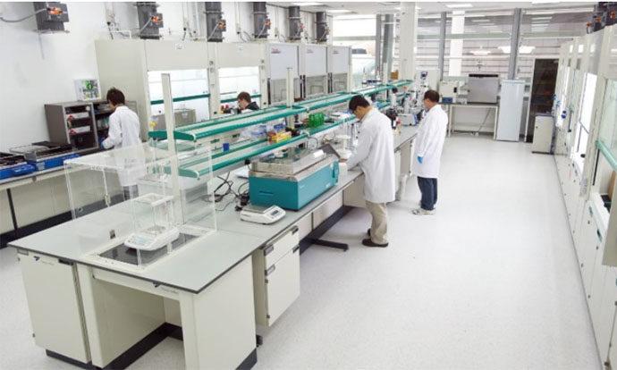 Hohenstein, nuovo laboratorio a Dhaka