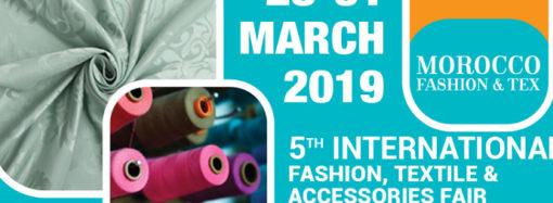 Morocco Fashion & Tex: appuntamento a marzo