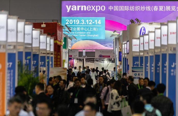 Yarn Expo Autumn fa il record di espositori