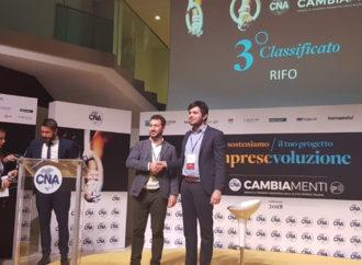 Rifò: bronzo al Premio Cambiamenti di Cna
