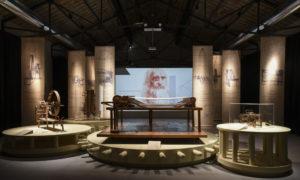 L'ingegno e il tessuto: Leonardo a Prato