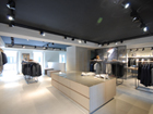 Lo showroom Angelico a Milano