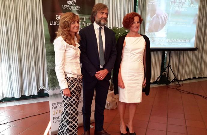 Lucca, Pistoia e Prato <br> Il punto di Confindustria