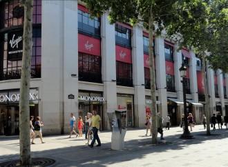 In Francia il fatturato dell'abbigliamento è in calo