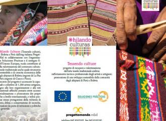 L'arte tessile andina, una catena sostenibile fra tradizione e ambiente