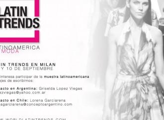 La moda sudamericana a Milano con Latin Trends
