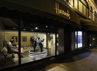 Brioni festeggia i 40 anni da Harrods