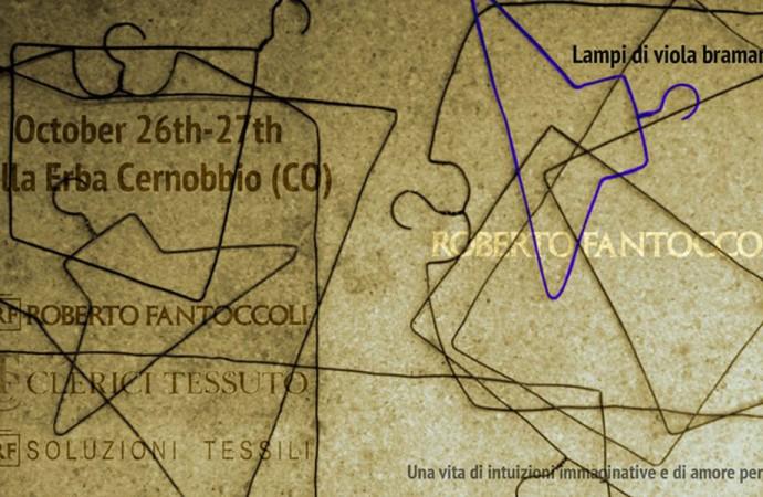 Comocrea ricorda Roberto Fantoccoli