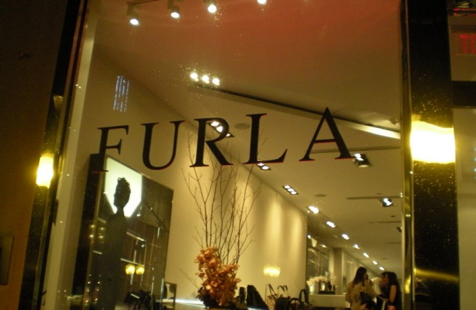 Furla, exploit in Asia