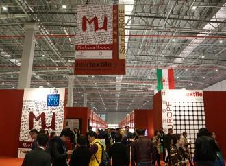 Il tessile italiano fa tappa in Cina