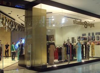 Lo show del made in Italy a Dubai